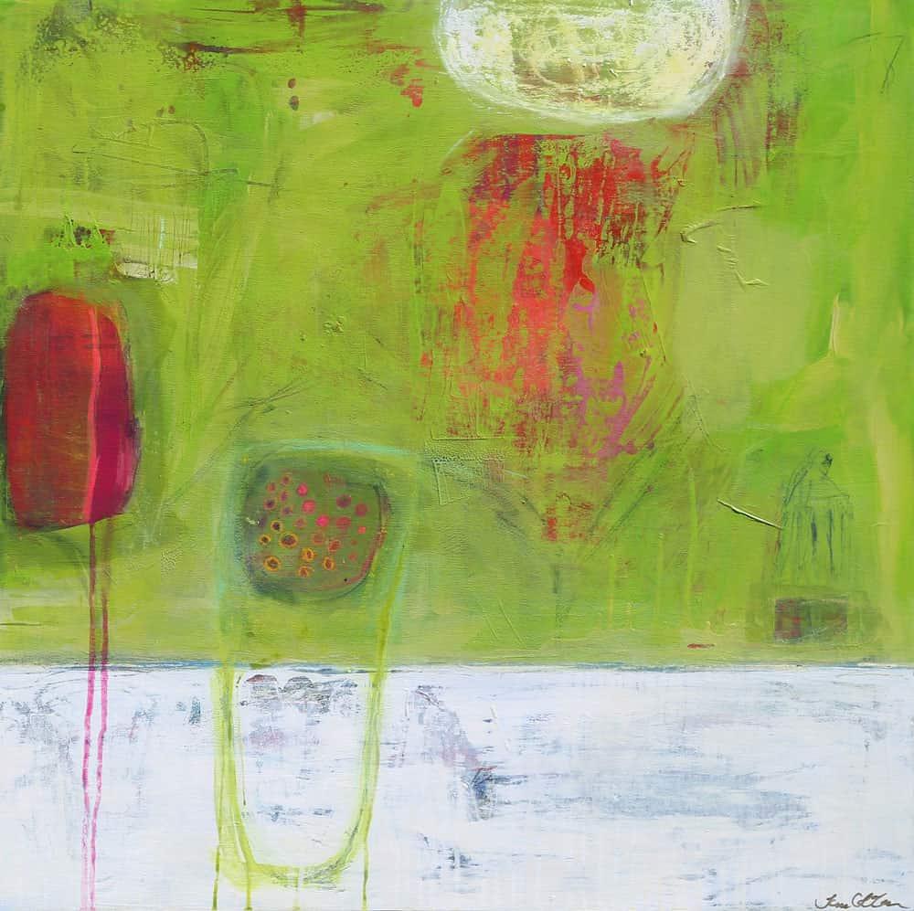 Jane Colden -- Grasshopper