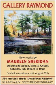 Gallery Raymond Maureen Sheridan Show