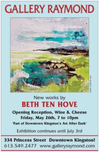 Beth ten Hove Show
