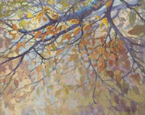 Bonnie Brooks -- Elm Leaves