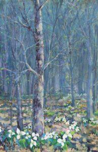 Bonnie Brooks -- Trillium Woods II