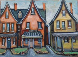 Grace George - Kingston Old Houses