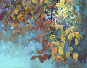 Bonnie Brooks--Autumn Dogwood