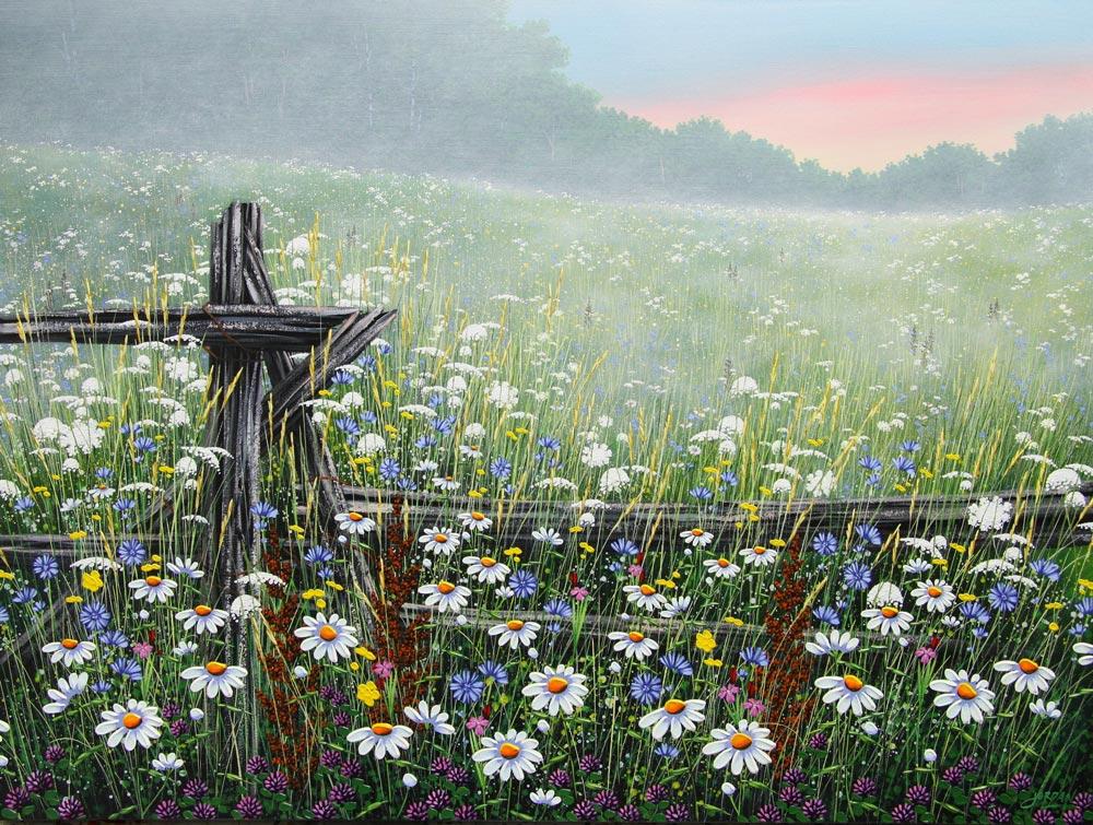 Jordan HIcks--Chicory Mist