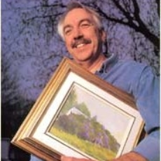 Michael Minthorn, landscape painter