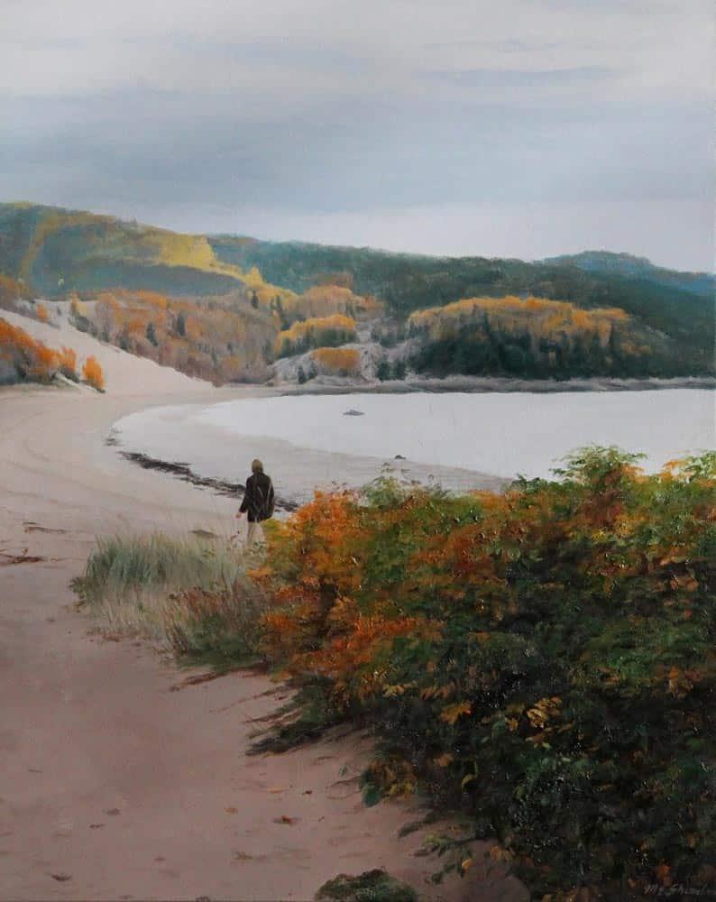 Maureen Sheridan -- Dunes