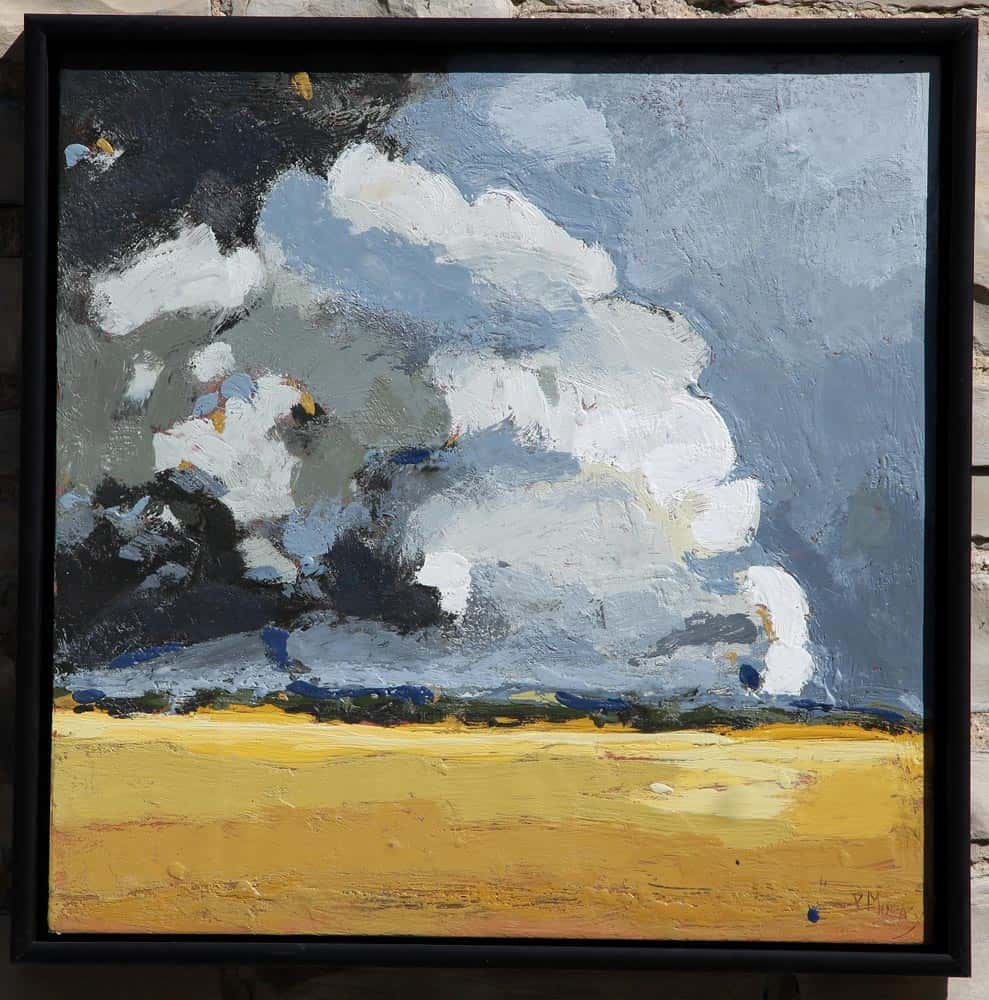 Peggy Morley -- Summer Storm
