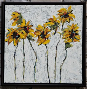Peggy Morley -- Sunflowers