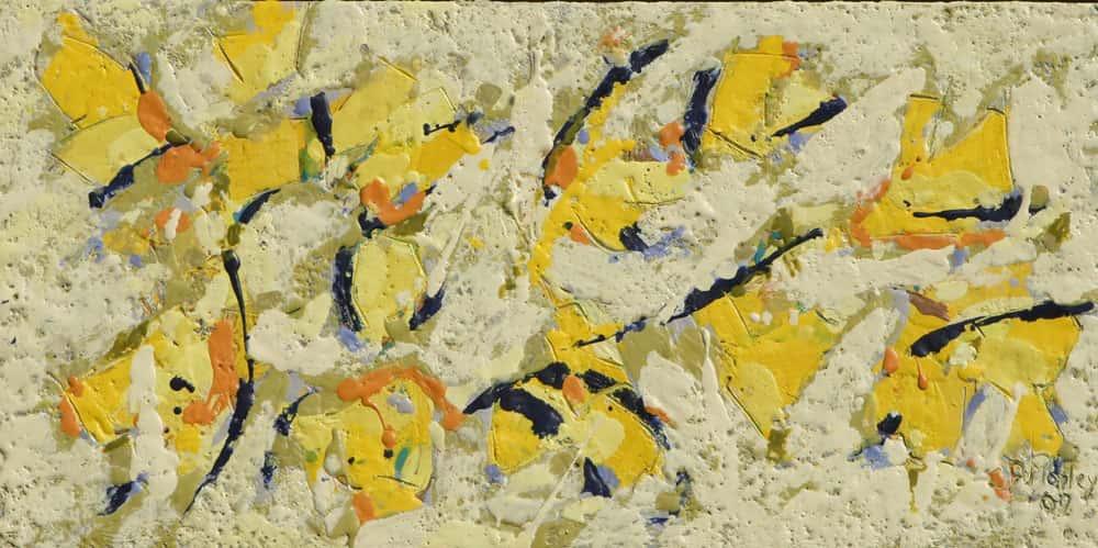 Peggy Morley -- Daffodils III 09
