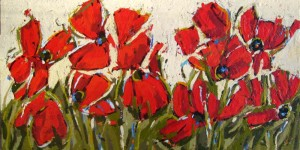 Peggy Morley -- Poppies