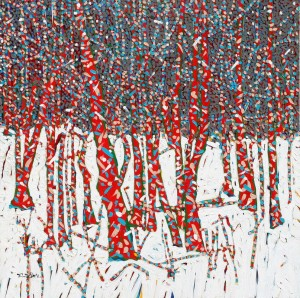 Tim De Rose--Red Forest, Depot River