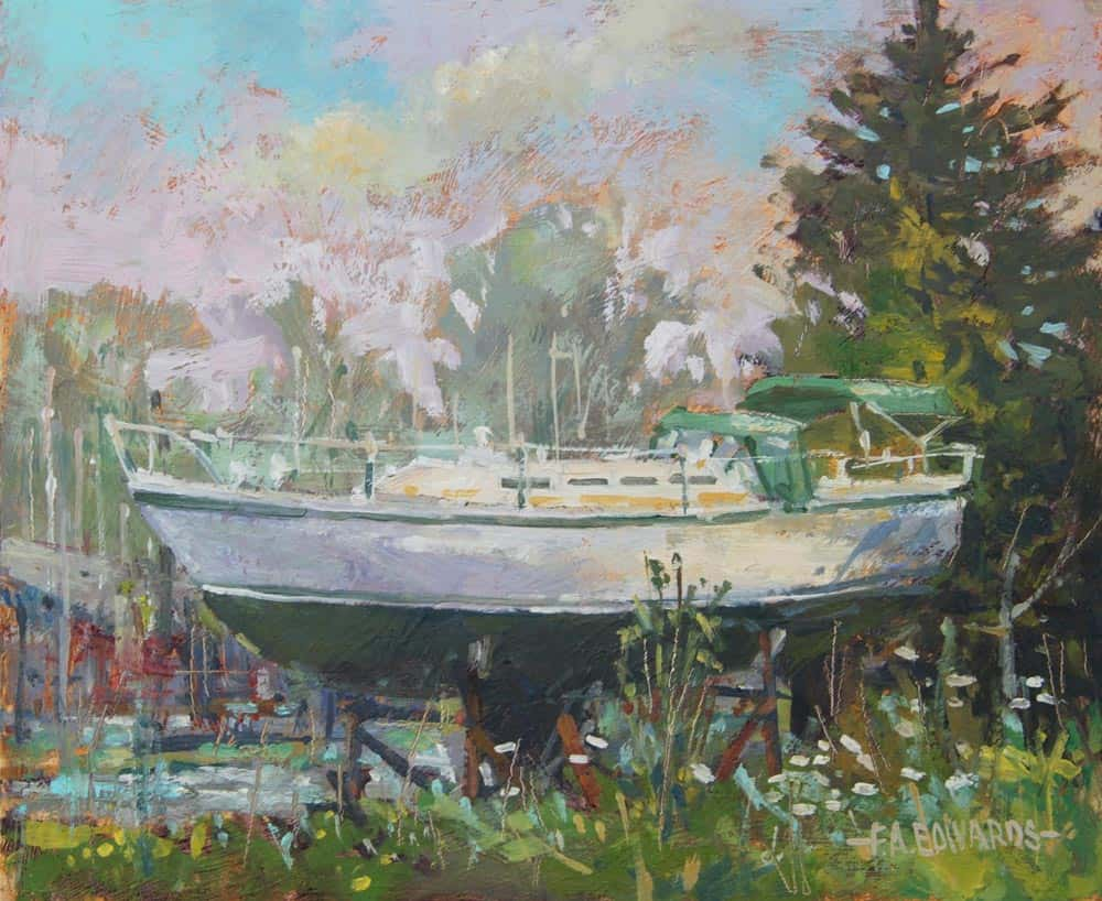 Frank Edwards--Boat For Sale