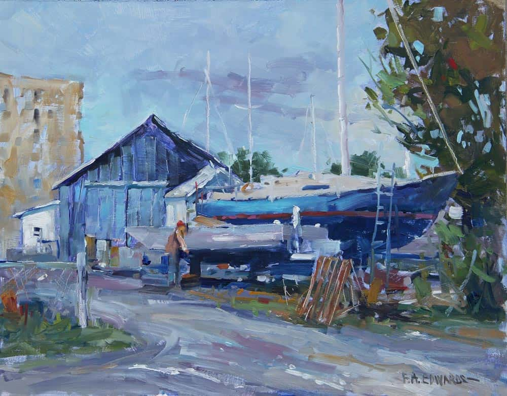 Frank Edwards - Boat Repair