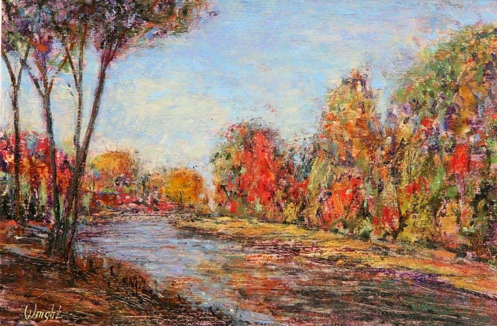 Gerry Wright -- Autumn Impressions