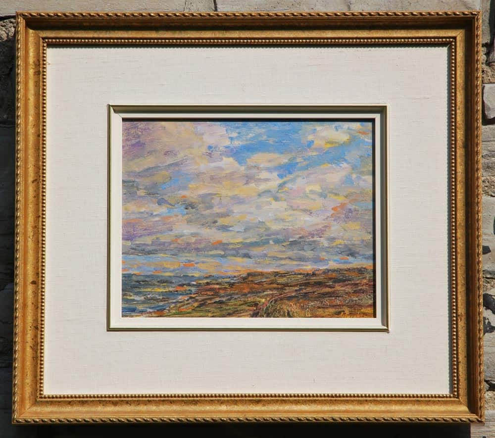 Gerry Wright -- Coastal Impression