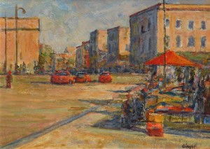 Gerry Wright -- King Street Market