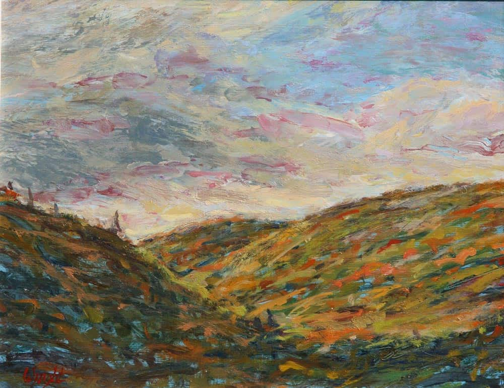 Gerry Wright -- Squall In The Highlands