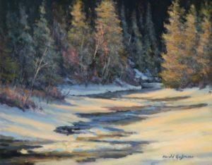 Harold Kaufmann -- Spring Water, Hydes Creek