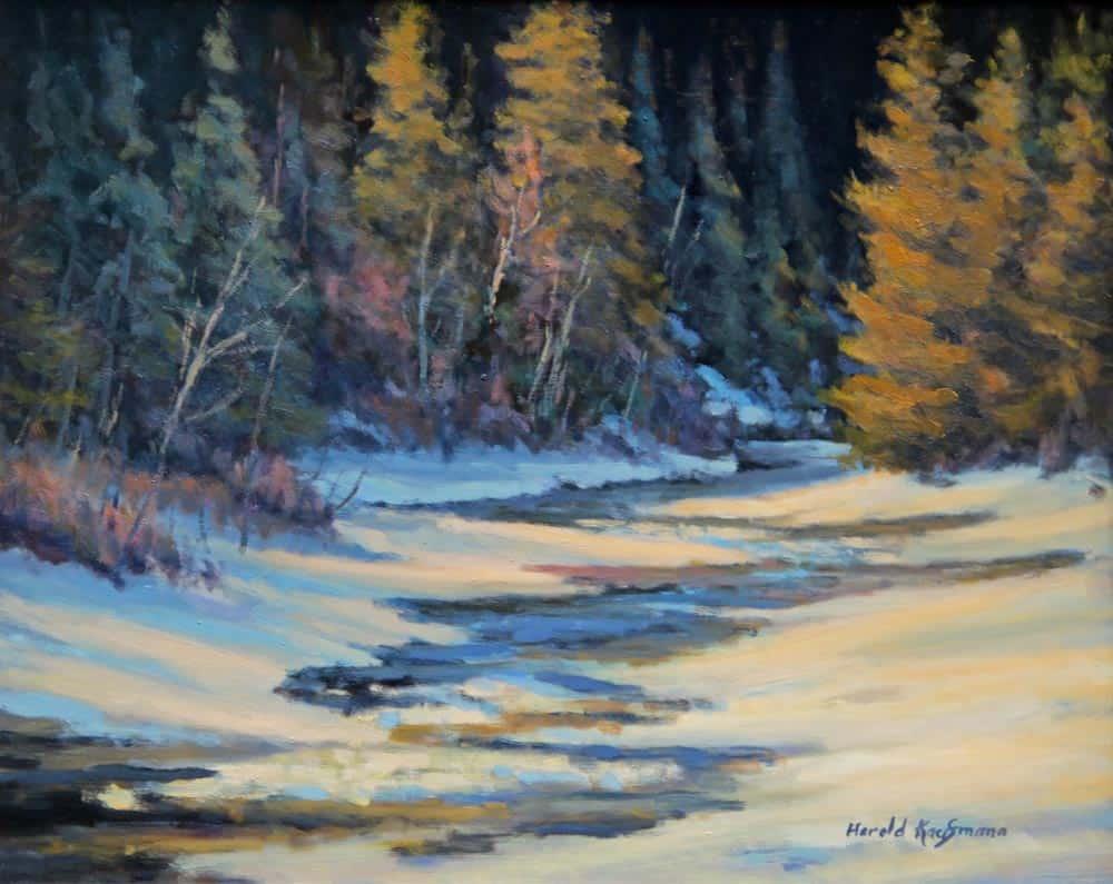 Harold Kaufmann--Hydes Creek, Madawaska