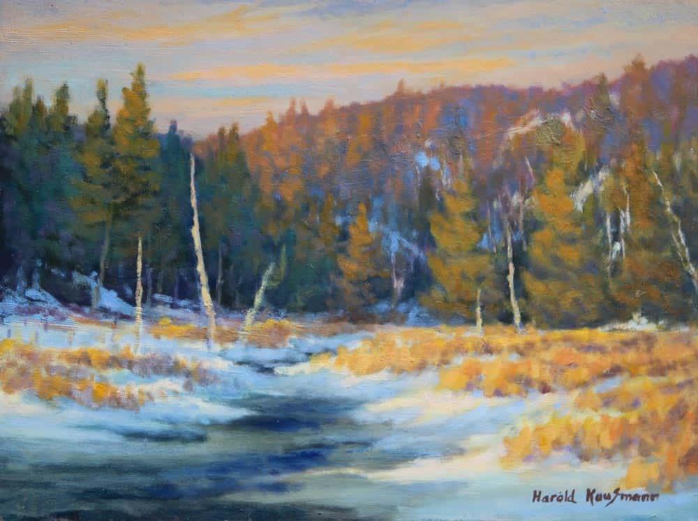 Harold Kaufmann--Spring Afternoon