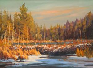 Harold Kaufmann--The Beaver Dam