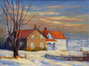 Harold Kaufmann--The Homestead