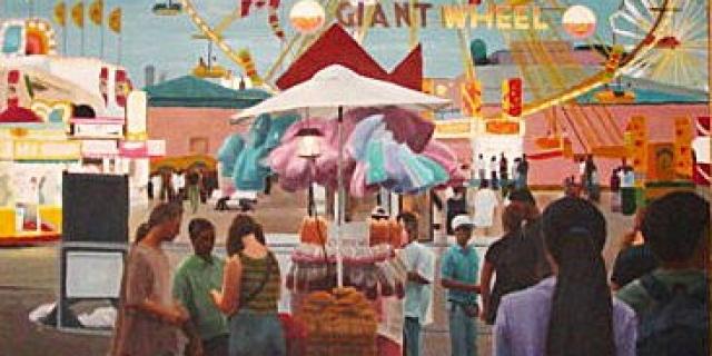 Maureen Sheridan -- Giant Wheel