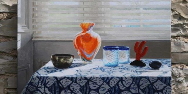 Maureen Sheridan -- Monday Morning Still Life