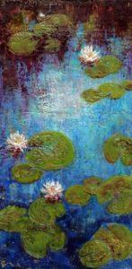 Sarah Hunter-- Small Pond