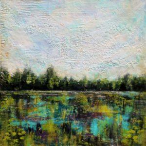 Sarah Hunter--Summer Lake