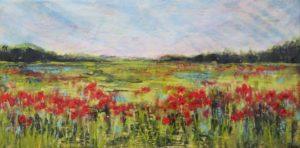 Sarah Hunter--Gentle Poppies
