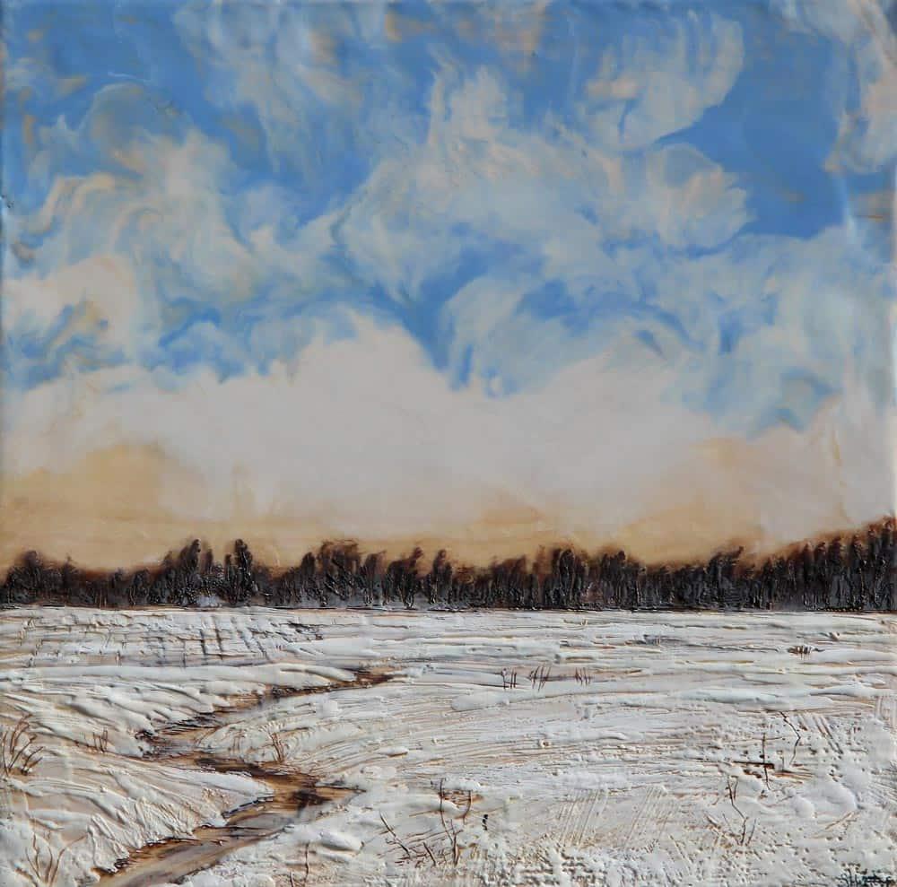 Sarah Hunter -- Drifting Clouds
