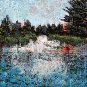 Sarah Hunter -- Evening Comes