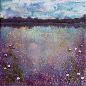Sarah Hunter -- Evening Lilies