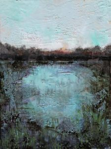 Sarah Hunter -- Gentle Pond