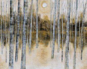 Sarah Hunter -- Golden Woods