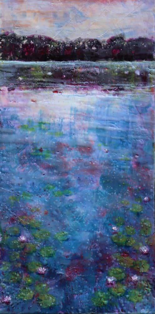 Sarah Hunter -- Morning Dew