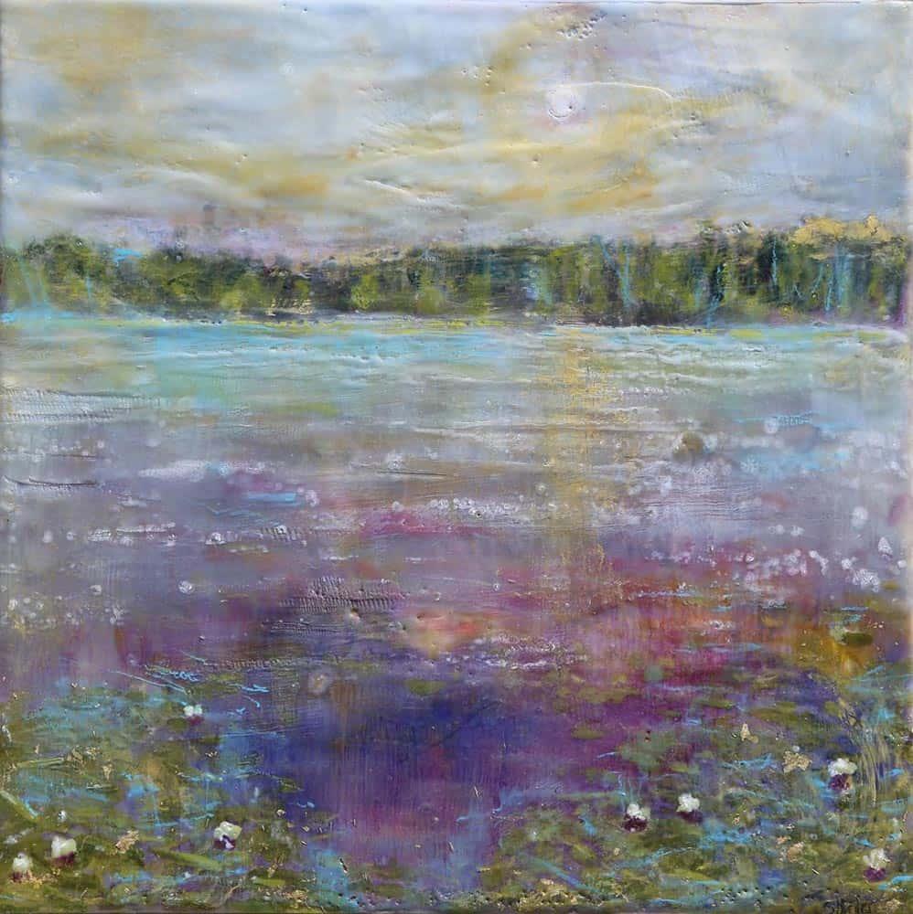 Sarah Hunter -- Reflections