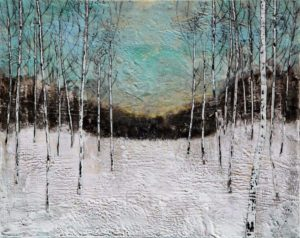 Sarah Hunter -- Serene Winter
