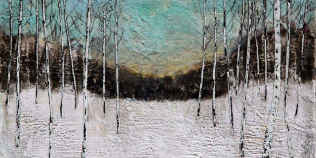 Sarah Hunter -- Serene Winter