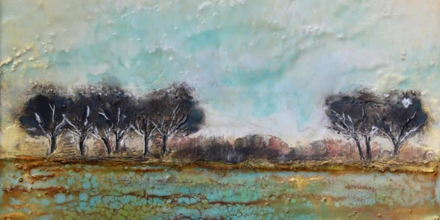 Sarah Hunter -- Tree Line