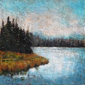 Sarah Hunter -- Across The Lake