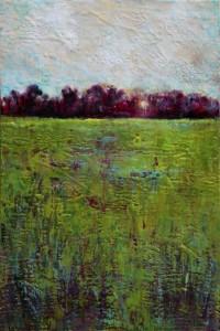Sarah Hunter -- Evening Beckons