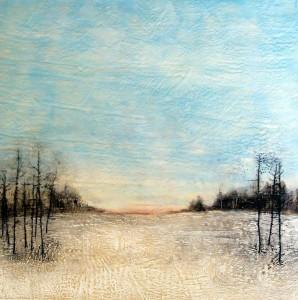 Sarah Hunter -- Over The Horizon