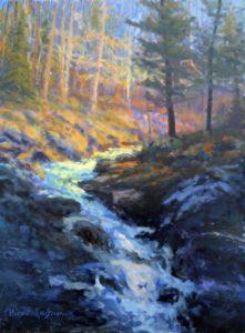 Harold Kaufmann--Spring Runoff