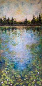 Sarah Hunter--Ripple Reflections