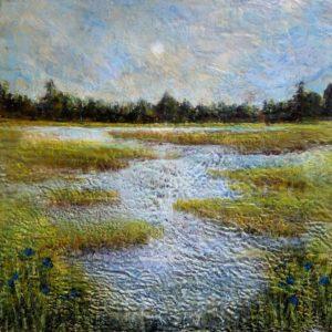 Sarah Hunter--Meandering Marsh