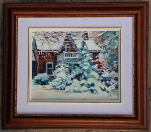 Karen Fox--Home For The Holidays