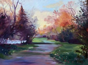 Karen Fox--Early Spring Light