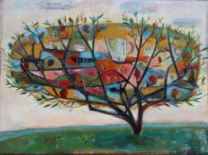 Lori Richards -- Tree of Plenty